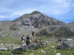Am Col du Vallonnet (2524 m)
